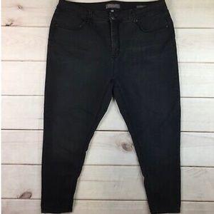 Melissa McCarthy Seven - Black Jeans - 26W